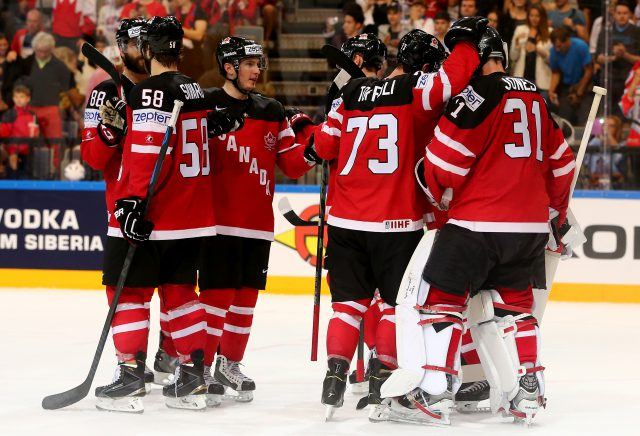 France v Canada - 2015 IIHF Ice Hockey World Championship