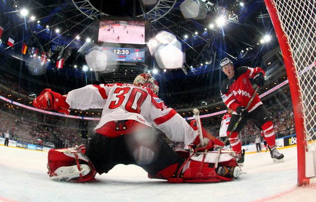 Canada v Austria - 2015 IIHF Ice Hockey World Championship