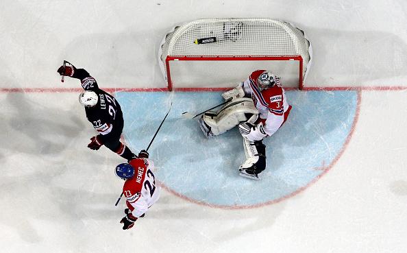 Czech Republic v USA - 2015 IIHF Ice Hockey World Championship Bronze Medal Game