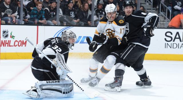 Andrew D Bernstein National Hockey League La Kings Insider