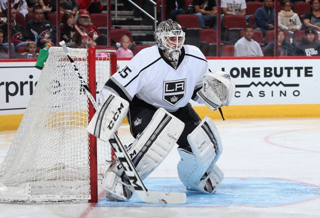 Los Angeles Kings v Arizona Coyotes