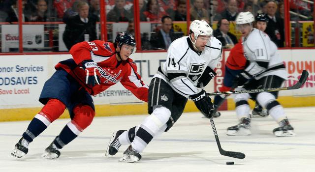 Patrick McDermott / National Hockey League