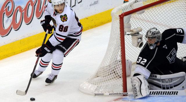Evan Gole / NHLI