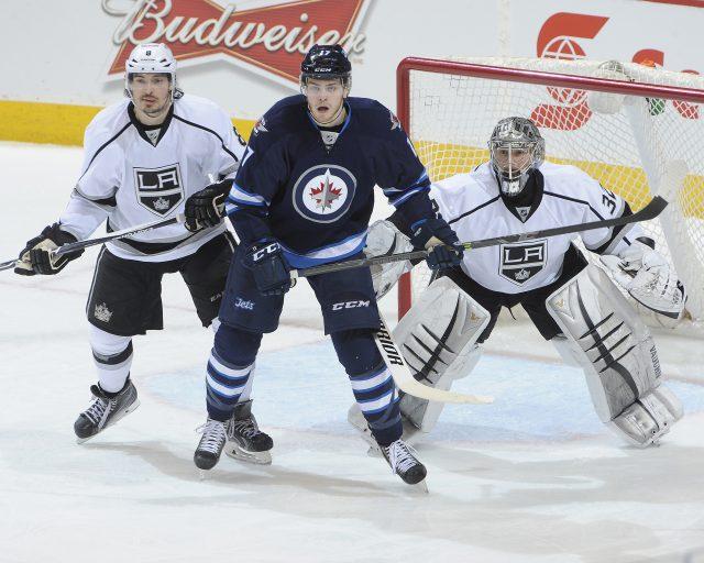 Los Angeles Kings v Winnipeg Jets