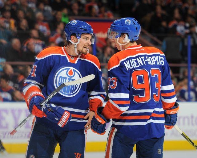Washington Capitals v Edmonton Oilers