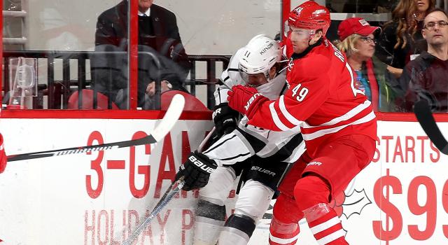 Gregg Forwerck / NHLI