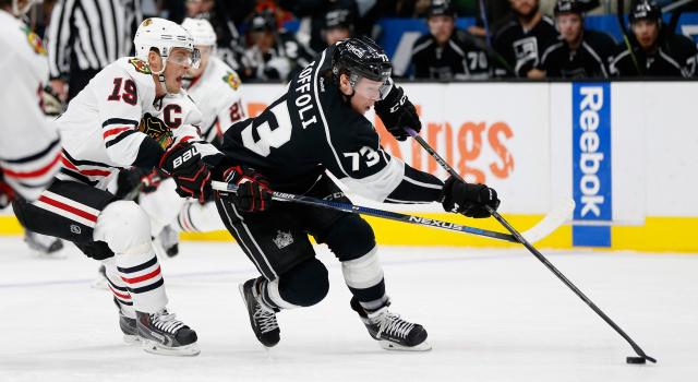 Sean M. Haffey / NHLI