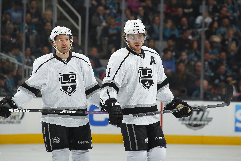 Los Angeles Kings v San Jose Sharks