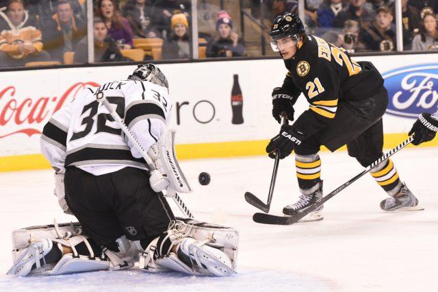 Los Angeles Kings v Boston Bruins