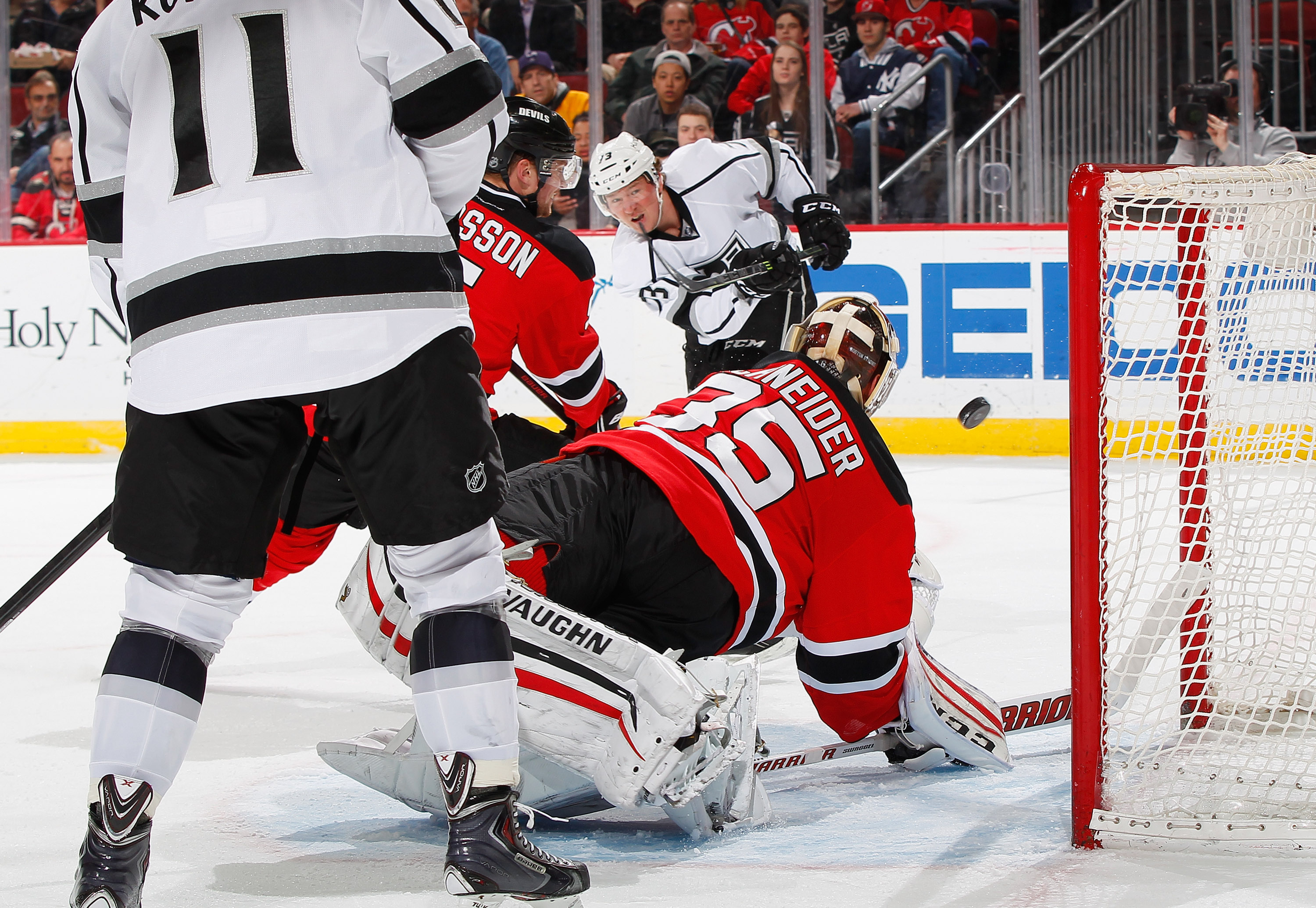 83e324f31f8 Game 55 Preview: Los Angeles at New Jersey - LA Kings Insider