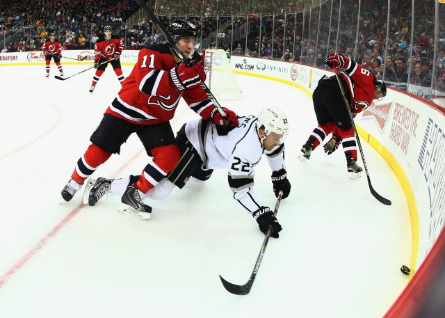 Los Angeles Kings v New Jersey Devils