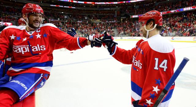 Patrick McDermott / NHLI