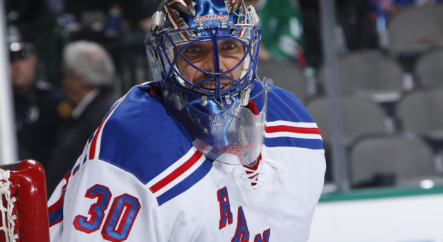 Glenn James / NHLI