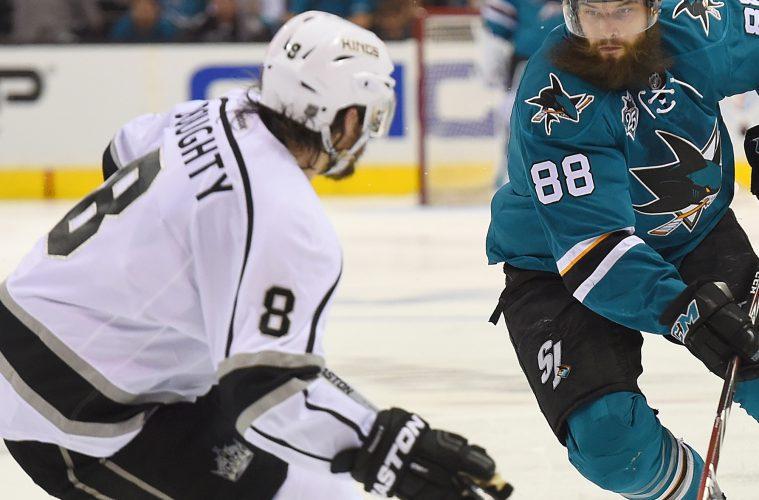 Los Angeles Kings v San Jose Sharks - Game Three