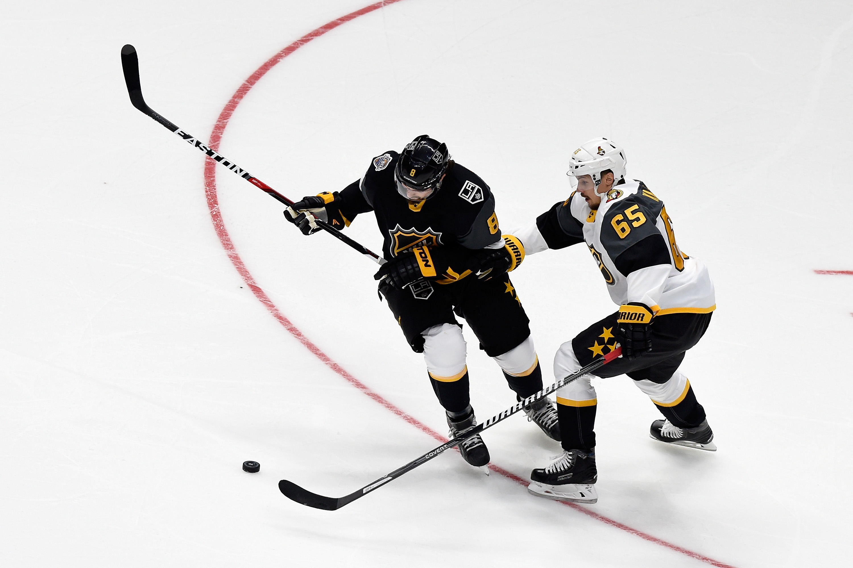 2016 Honda NHL All-Star Game - Final