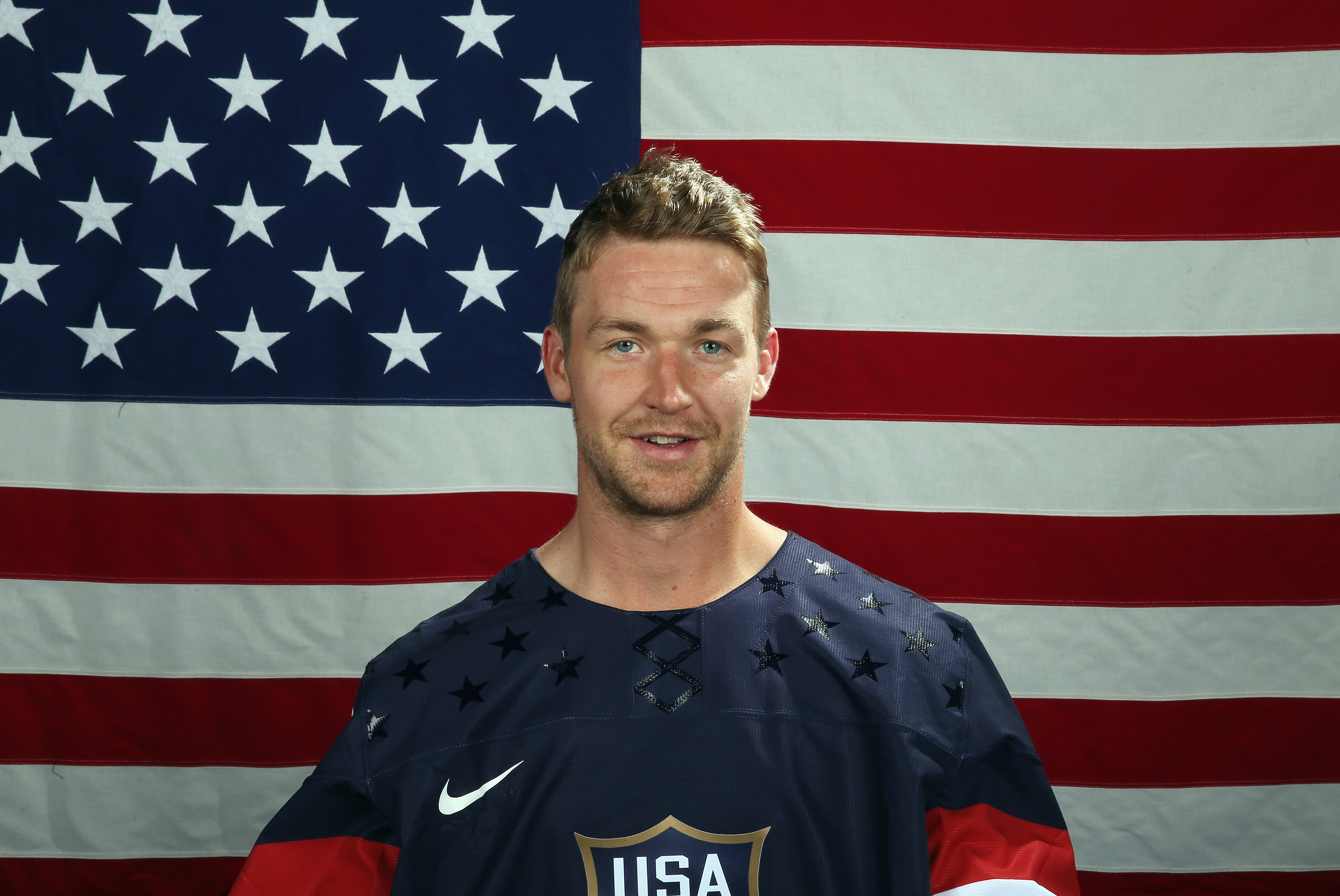 USA Hockey 2014 Olympic Portraits