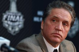 Dave Sandford / NHLI