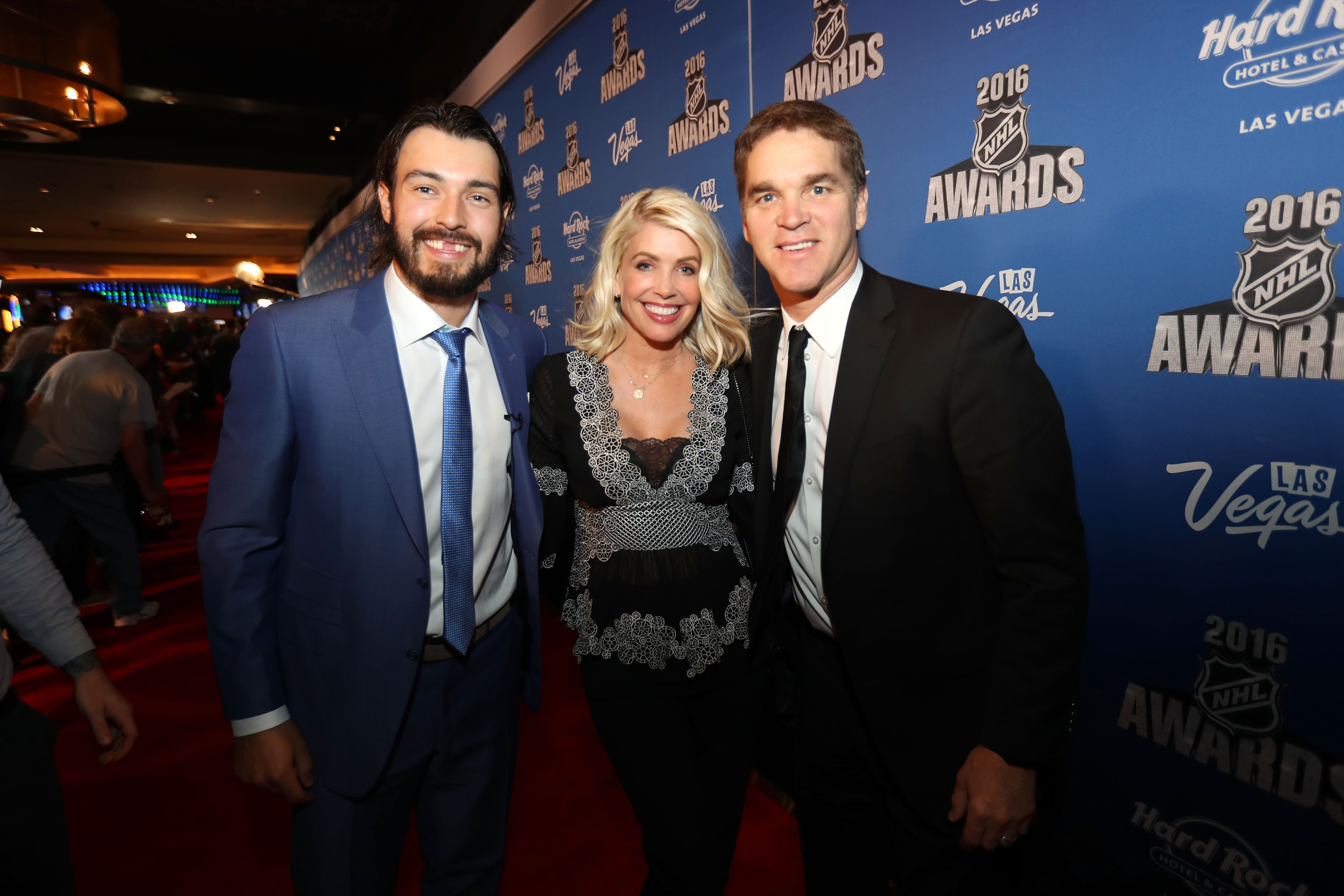 2016 NHL Awards - Red Carpet