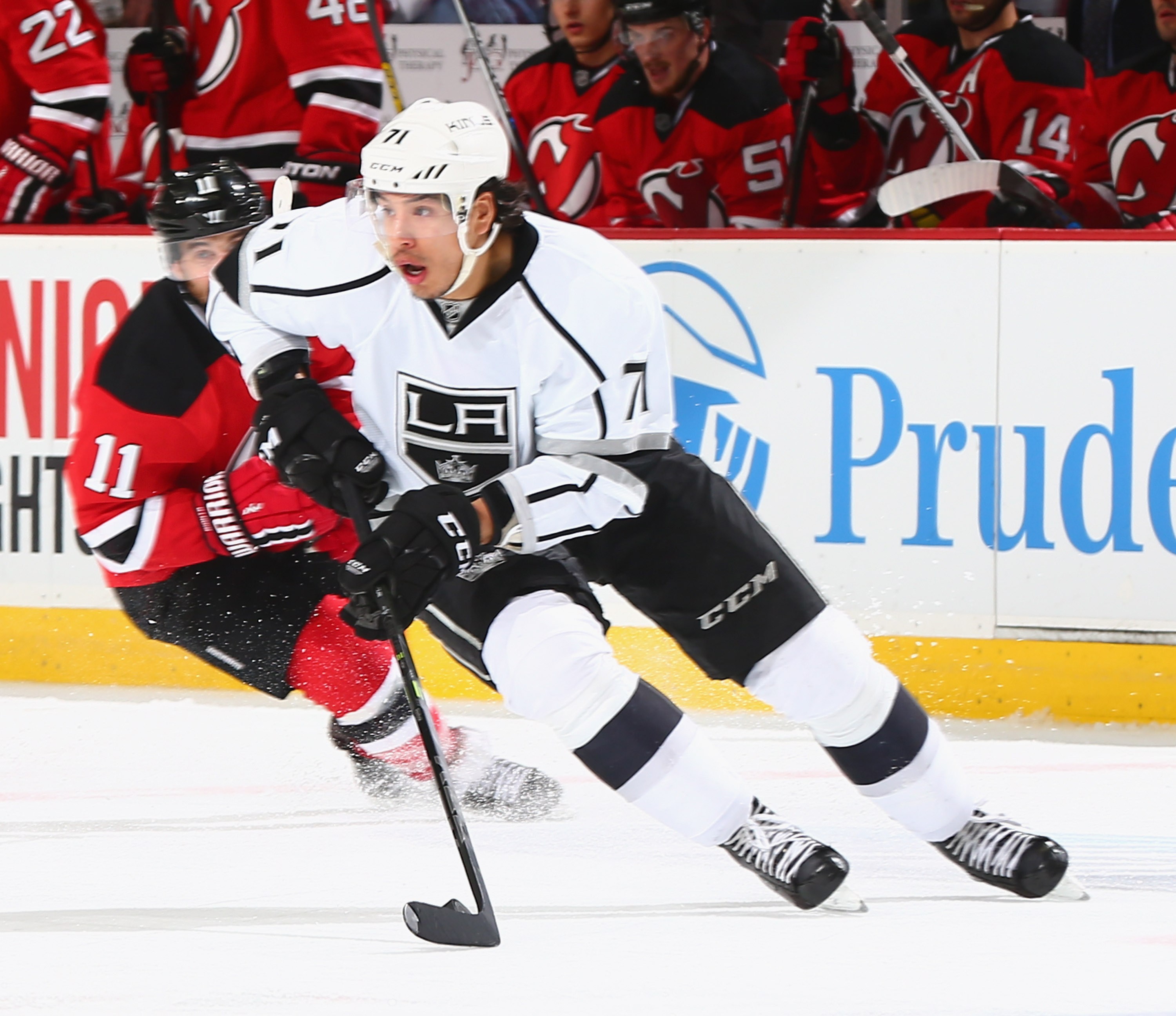 Los Angeles Kings v New Jersey Devils
