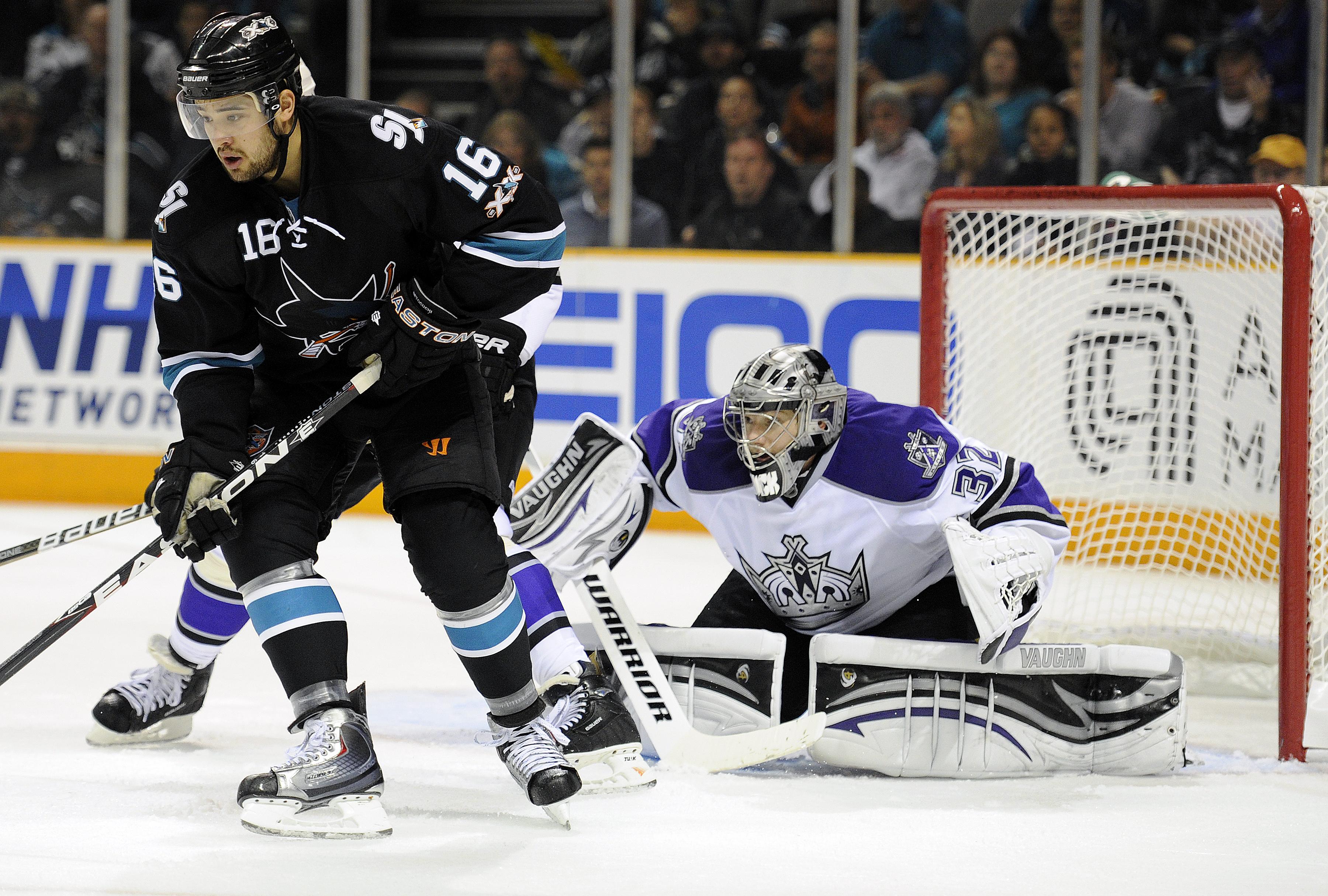 Los Angeles Kings v San Jose Sharks - Game Two