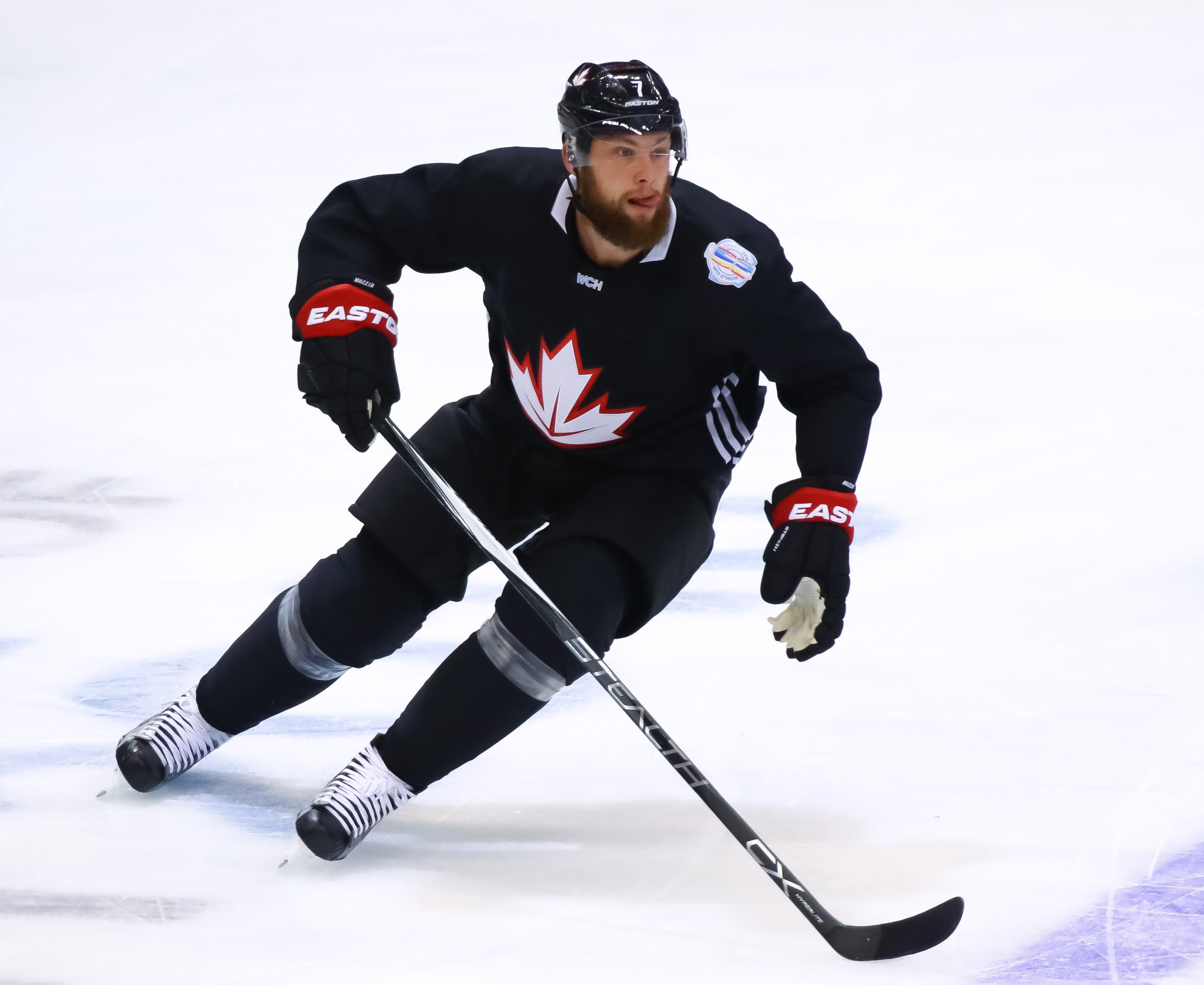 World Cup of Hockey - Practice
