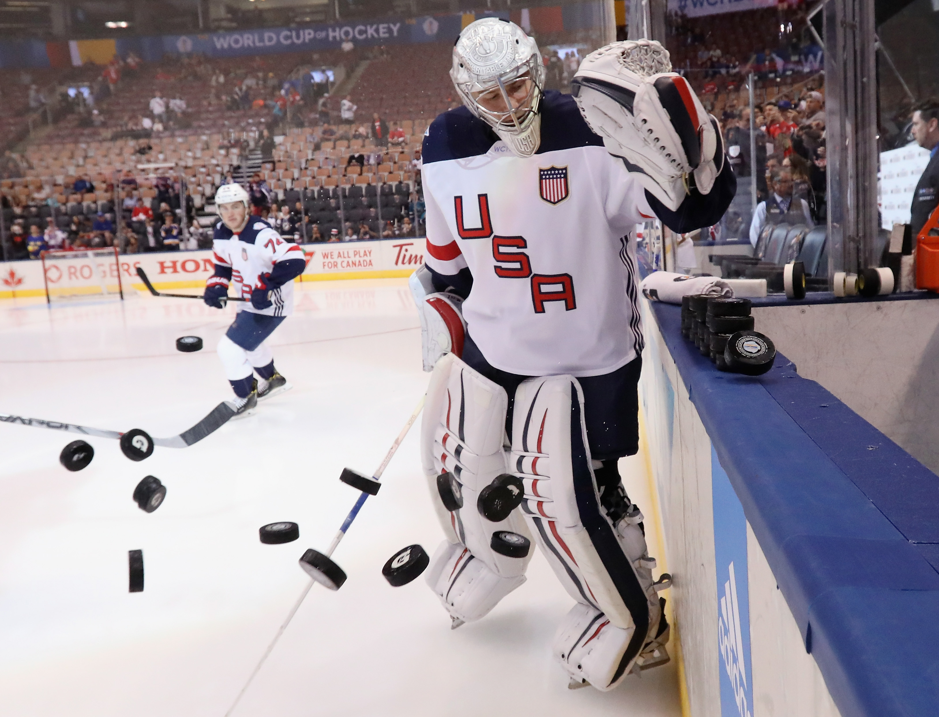 World Cup Of Hockey 2016 - United States v Team Europe