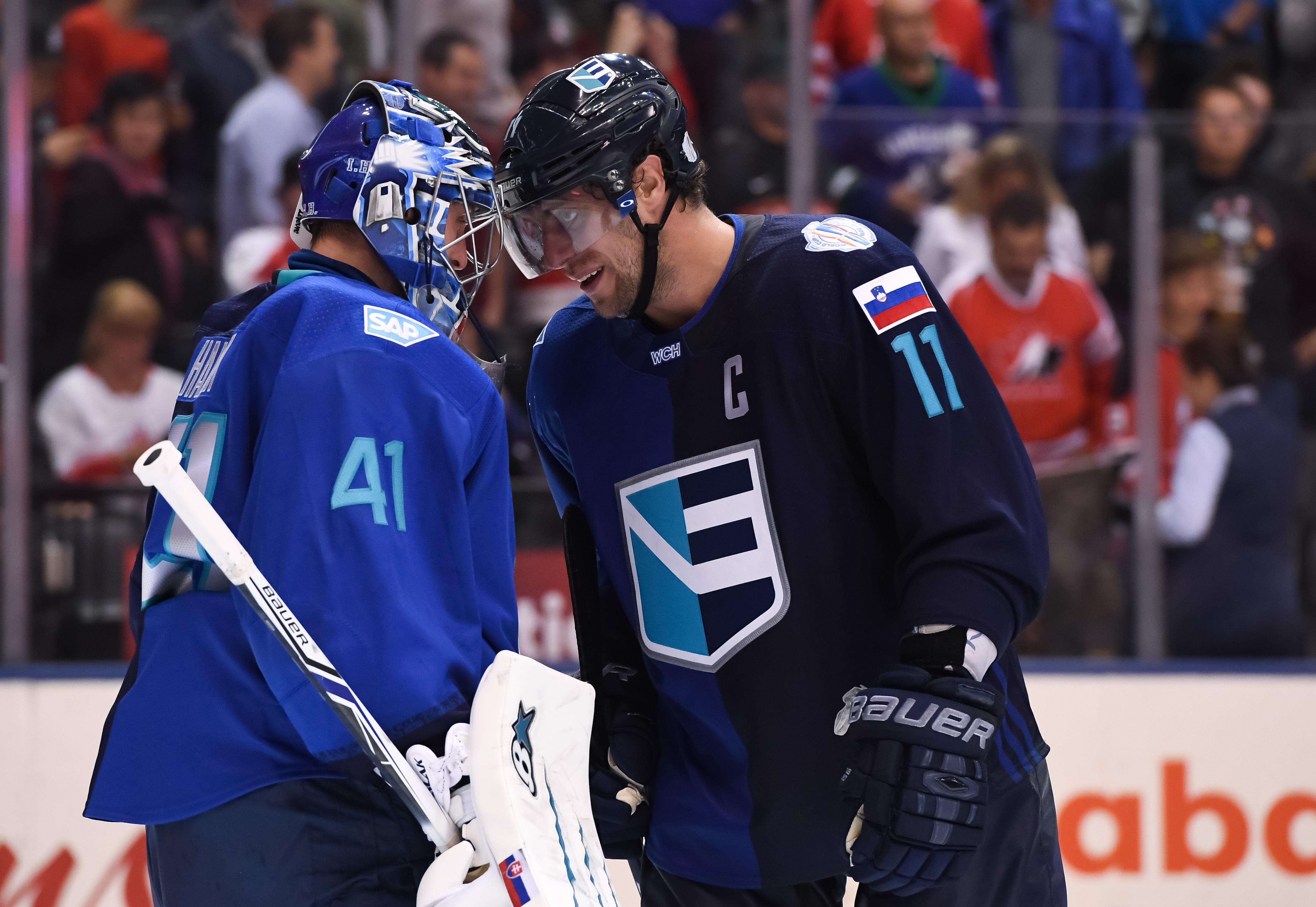 World Cup of Hockey  2016 - Team USA v Team Europe