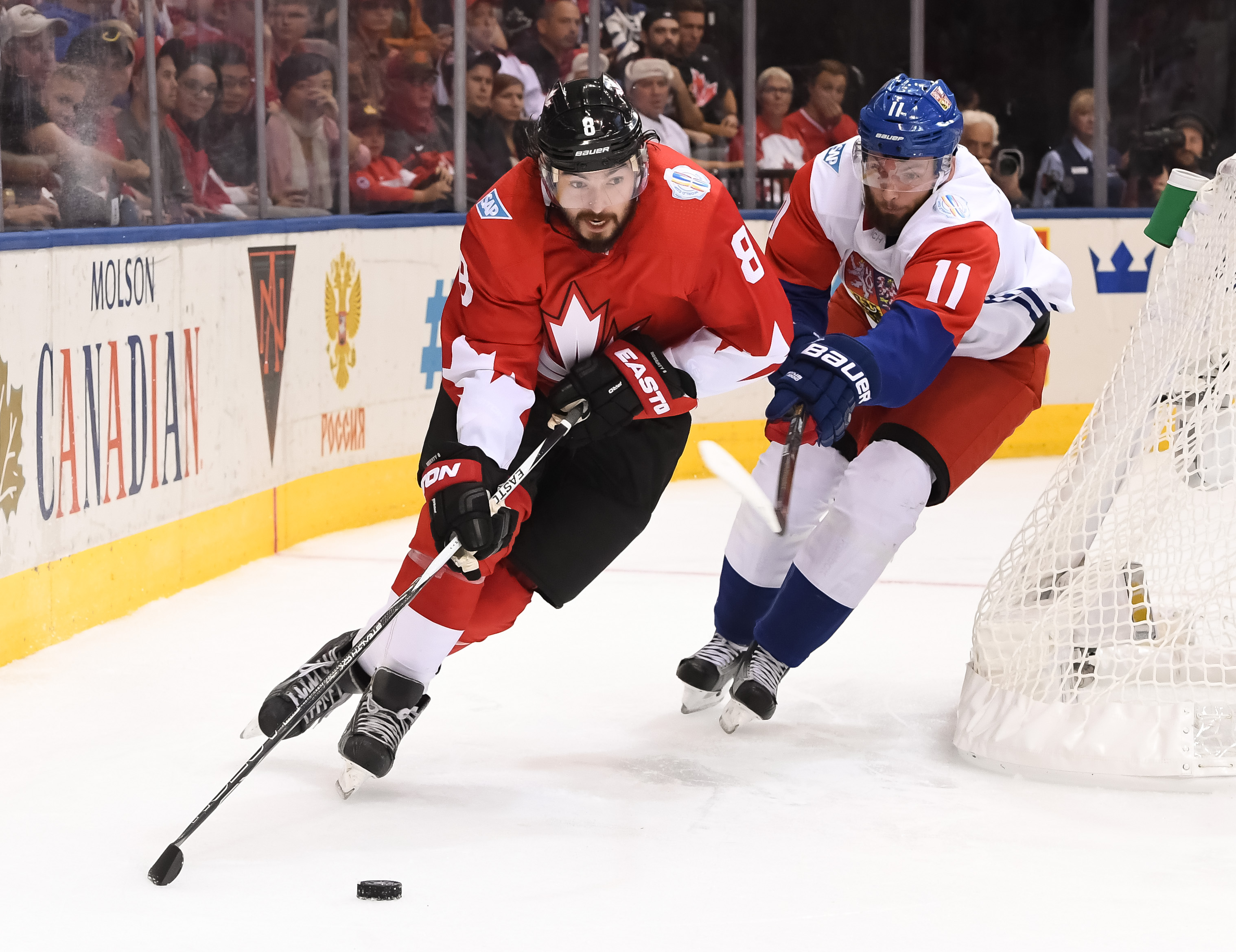 World Cup of Hockey  2016 - Team Czech Republic v Team Canada