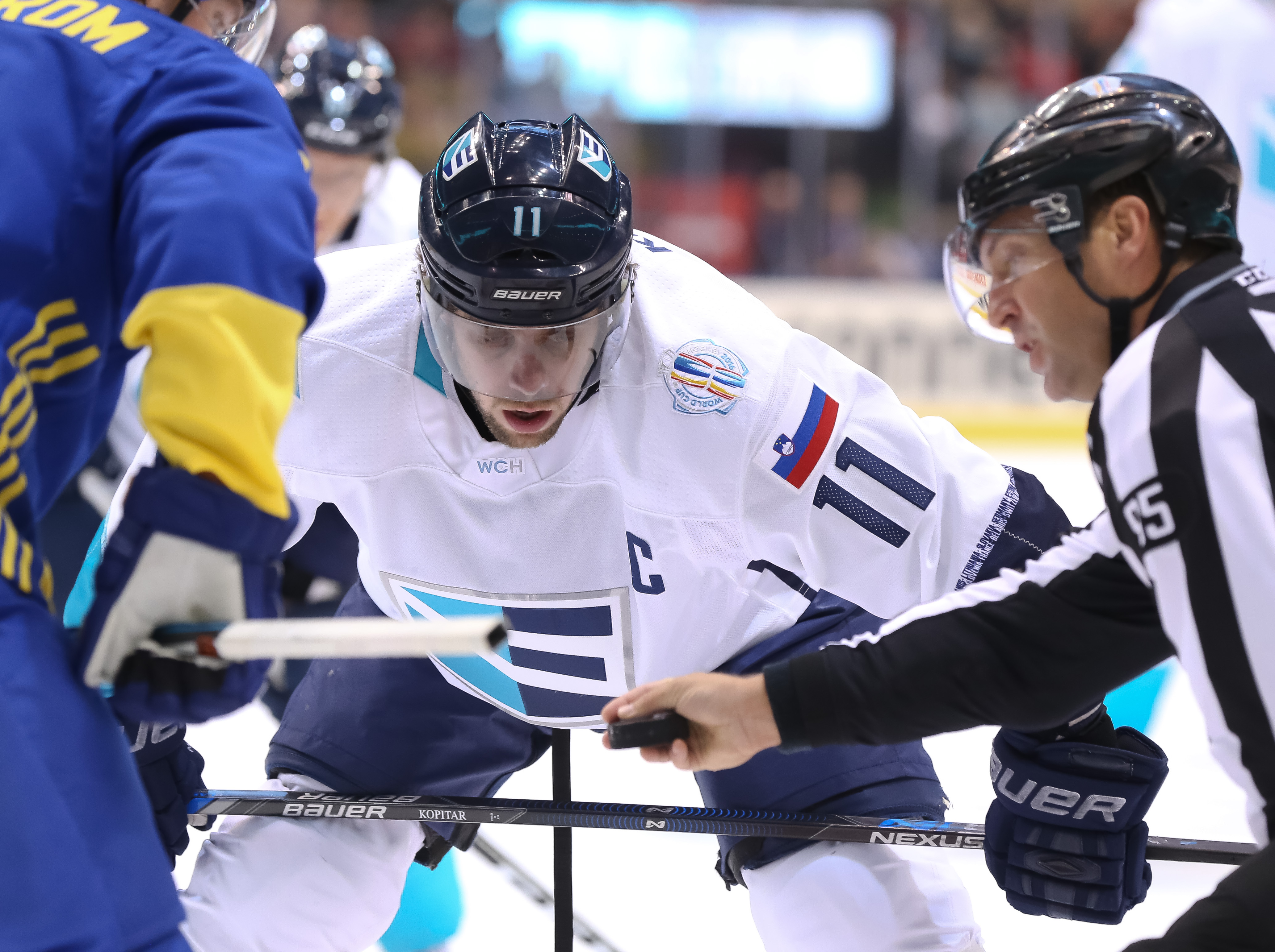 World Cup Of Hockey 2016 - Semifinals  Europe v Sweden