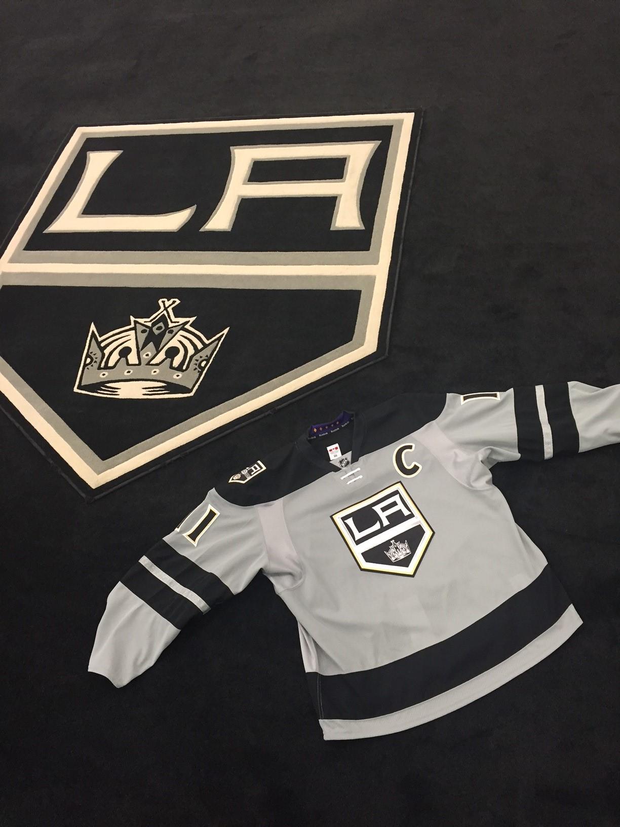 new product bd3c4 4f9c7 Kings reveal 50th anniversary jerseys - LA Kings Insider