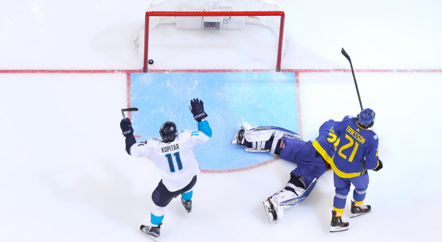 Andre Ringuette / Getty Images / World Cup of Hockey