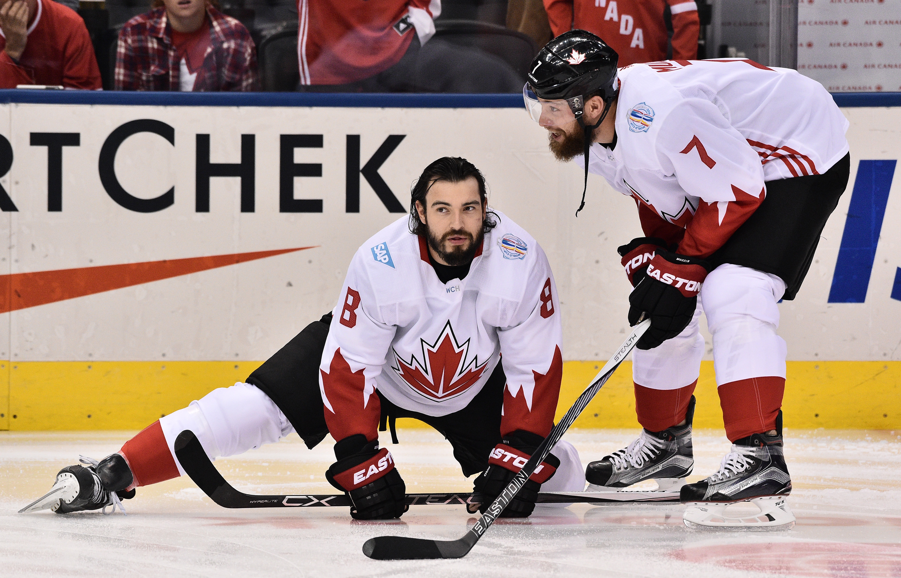 World Cup of Hockey 2016 Final - Game Two - Europe v Canada