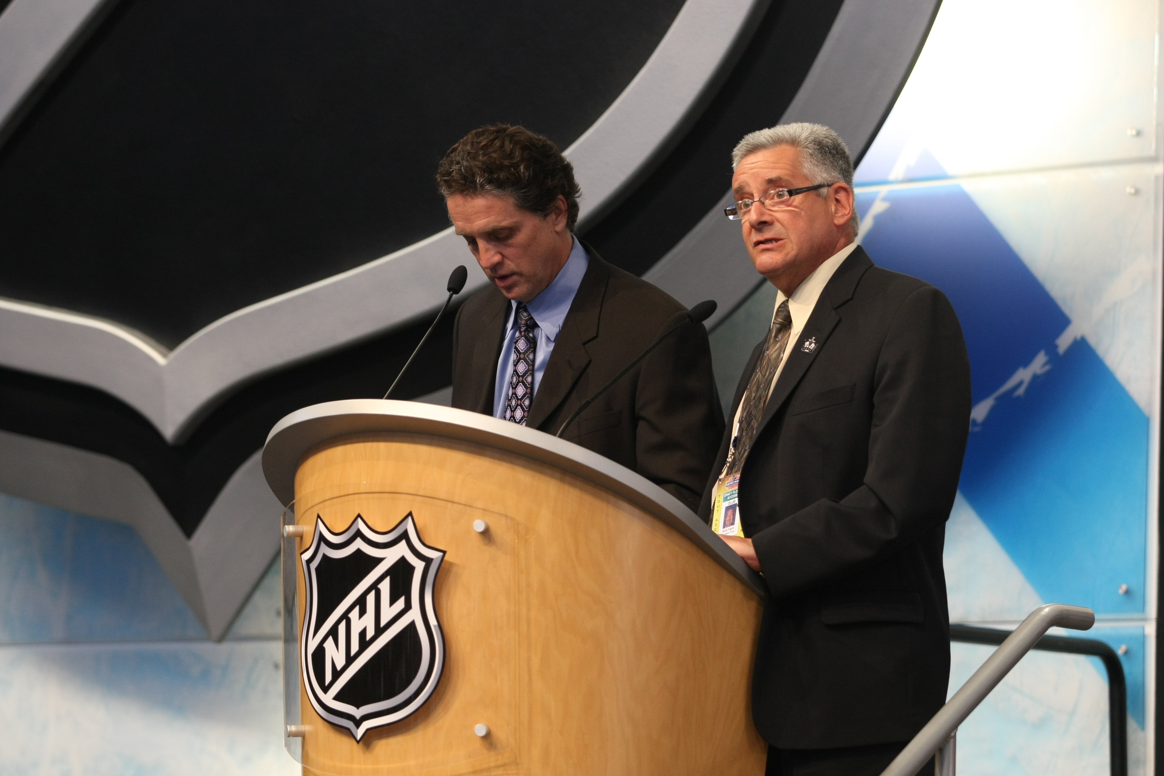 2009 NHL Entry Draft, First Round