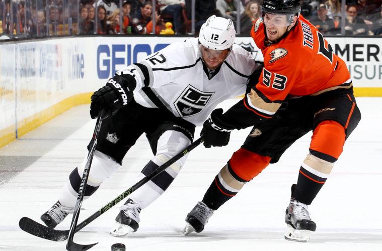 Los Angeles Kings v Anaheim Ducks