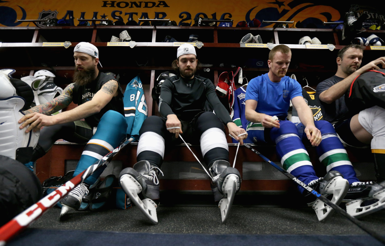 Dave Sandford/NHLI