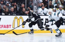 San Jose Sharks v Los Angeles Kings - Game Five