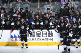 San Jose Sharks v Los Angeles Kings