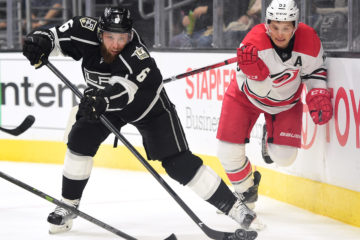 Carolina Hurricanes v Los Angeles Kings