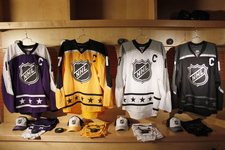 eab6c1c89787 Photos  L.A. All-Star jerseys revealed - LA Kings Insider