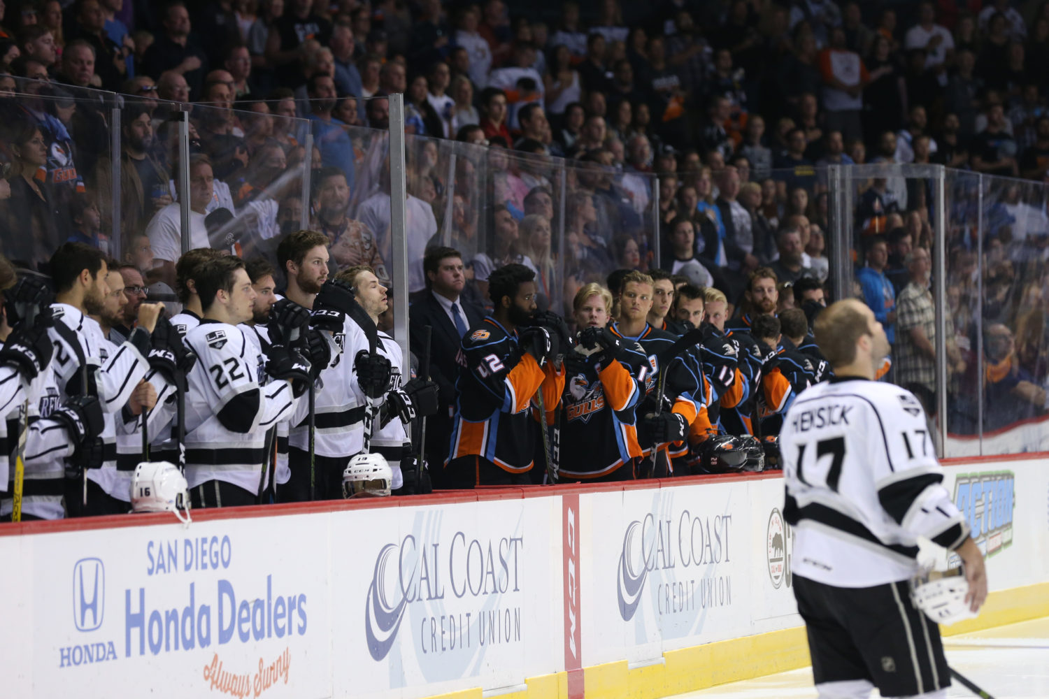 Game 5 San Diego 4 Reign 1 Postgame Notes Video La Kings Insider