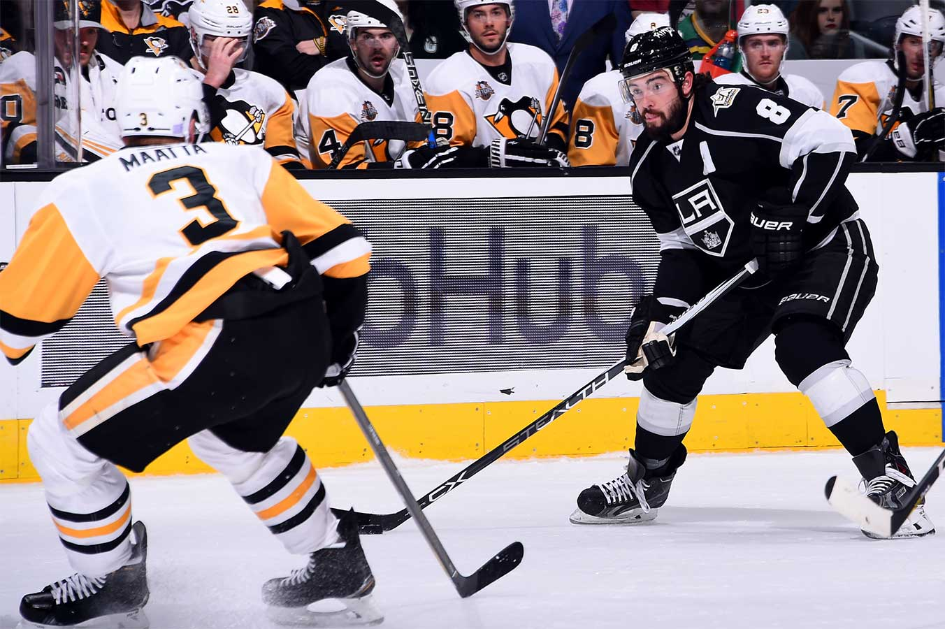 Game 4 Pittsburgh Penguins
