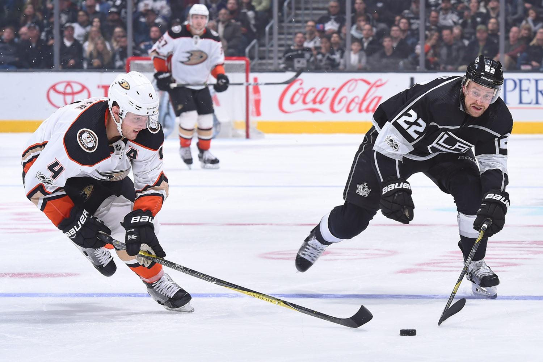 John Stevens On Tonight S Game Kings Ducks Rivalry Divisional