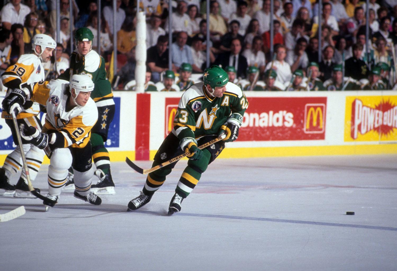 1991 Stanley Cup Finals Game 2 Minnesota North Stars V Pittsburgh Penguins