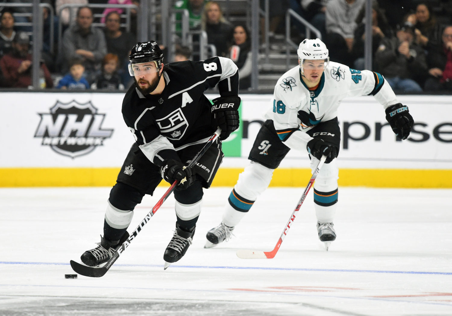 Game 1  Los Angeles vs San Jose - LA Kings Insider 692f4e2a4abc
