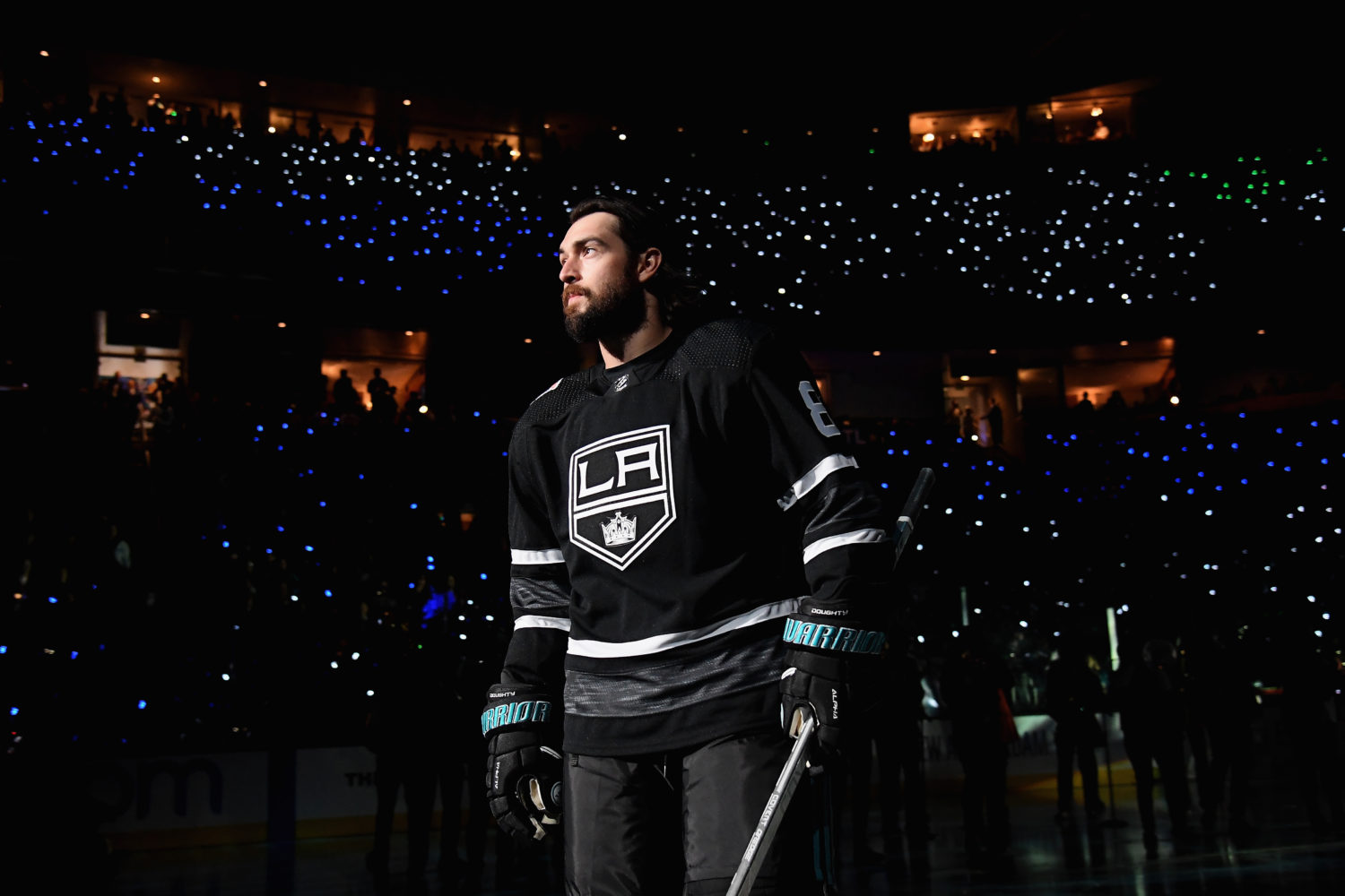 best service c697e 5b8e3 Photos, Videos: Drew Doughty at All-Star Weekend - LA Kings ...