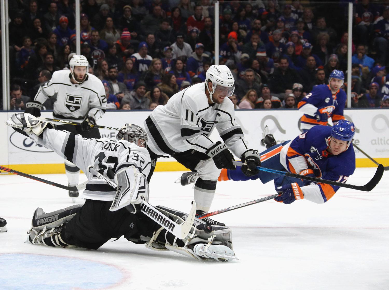 Photos Bruce Bennett Captures The Islanders Rangers Devils Games