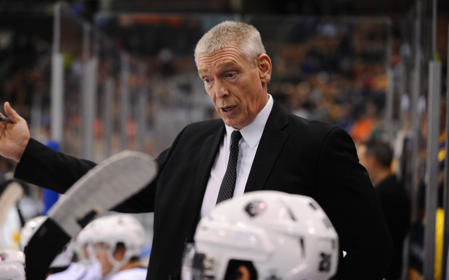 Kings will not renew contract of Reign Head Coach Mike Stothers - LA Kings Insider