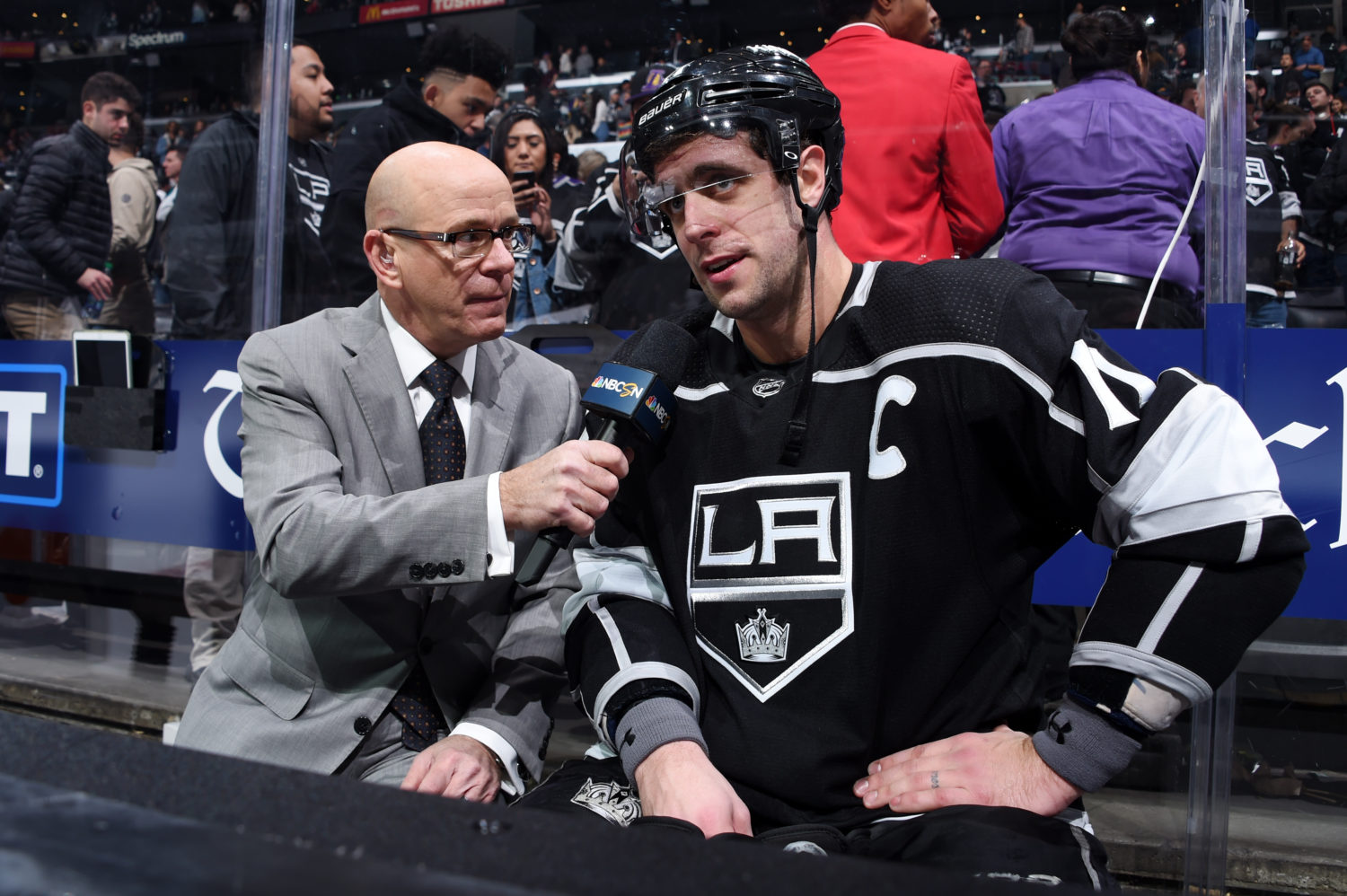 Seven LA Kings games to be broadcast nationally by NBC/NBCSN - LA Kings Insider