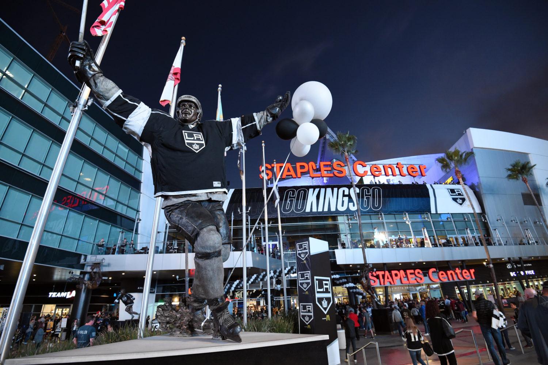 Enhanced audio streaming; game ops tweaks provide games, in-game wagering glimpse - LA Kings Insider