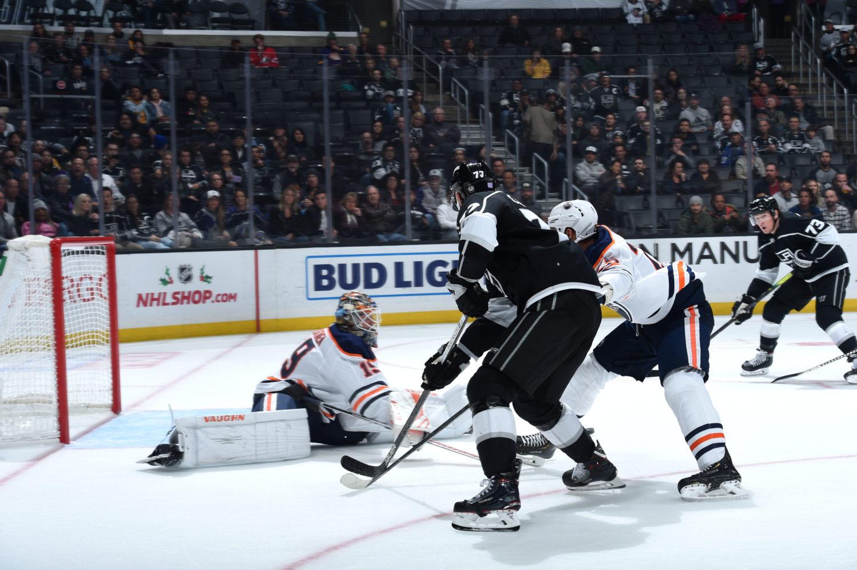 November 21 Rapid Reaction: Kings 5, Oilers 1 - LA Kings Insider